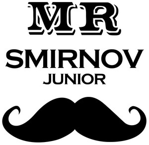 Mr Smirnov junior