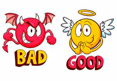 Bad & Good smile